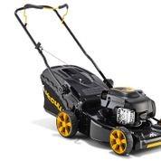 Jubilee Home & Garden - Petrol Lawnmower,McCulloch M46-125 Push 46cm Rotary Four Wheeled, B & S 450e ..